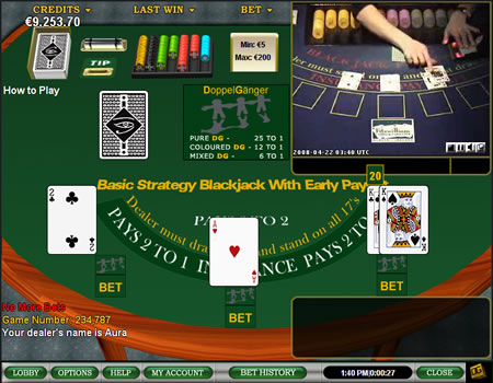 Blackjack payouts 3 to 2