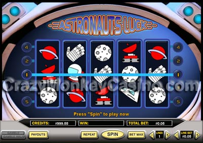 crazy luck casino sign up